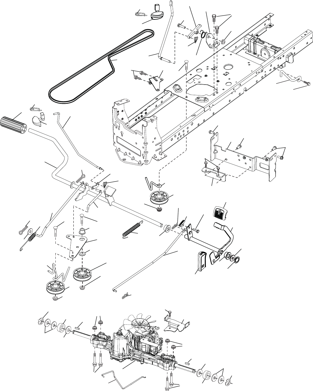 Page 33 of Husqvarna Lawn Mower 2042 LS (CA) User Guide