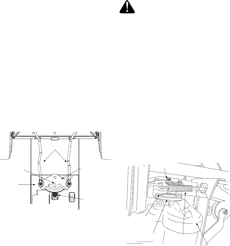 Page 16 of Cub Cadet Lawn Mower 1170 User Guide