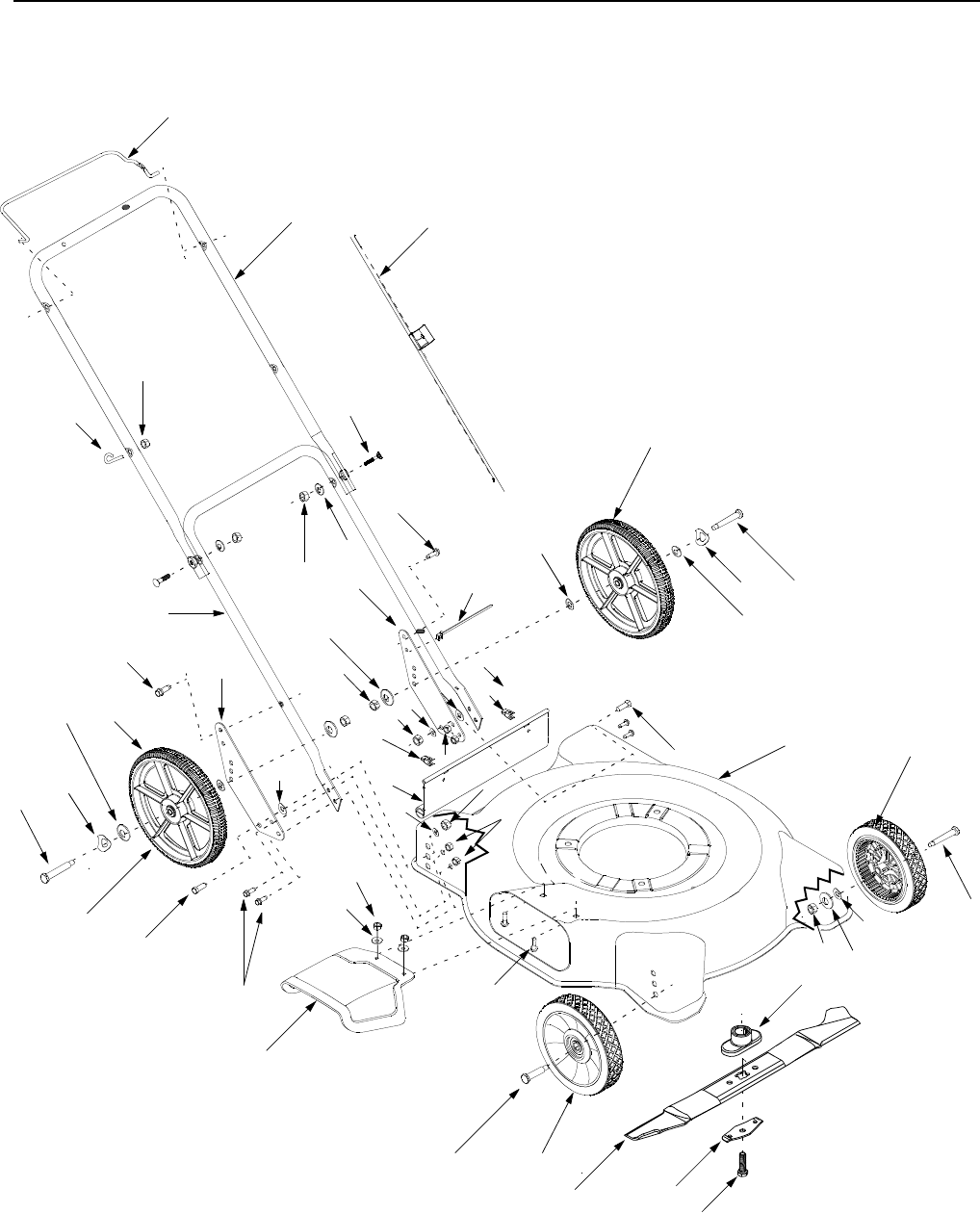 Page 22 of Yard Machines Lawn Mower 570 User Guide