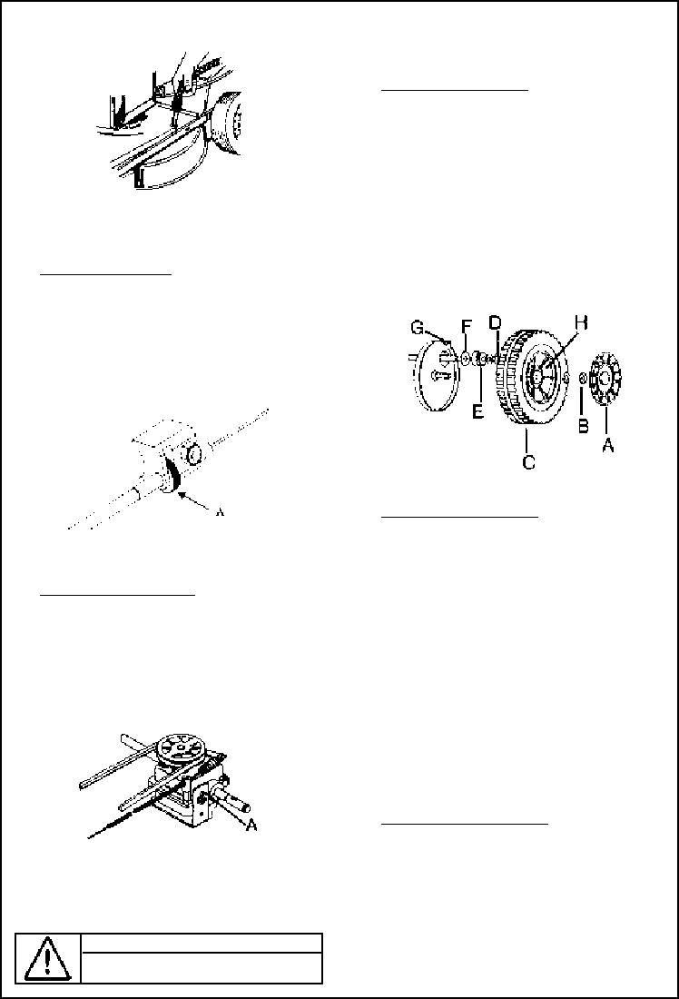 Page 7 of Rover Lawn Mower 30, 35, 70, 75 User Guide