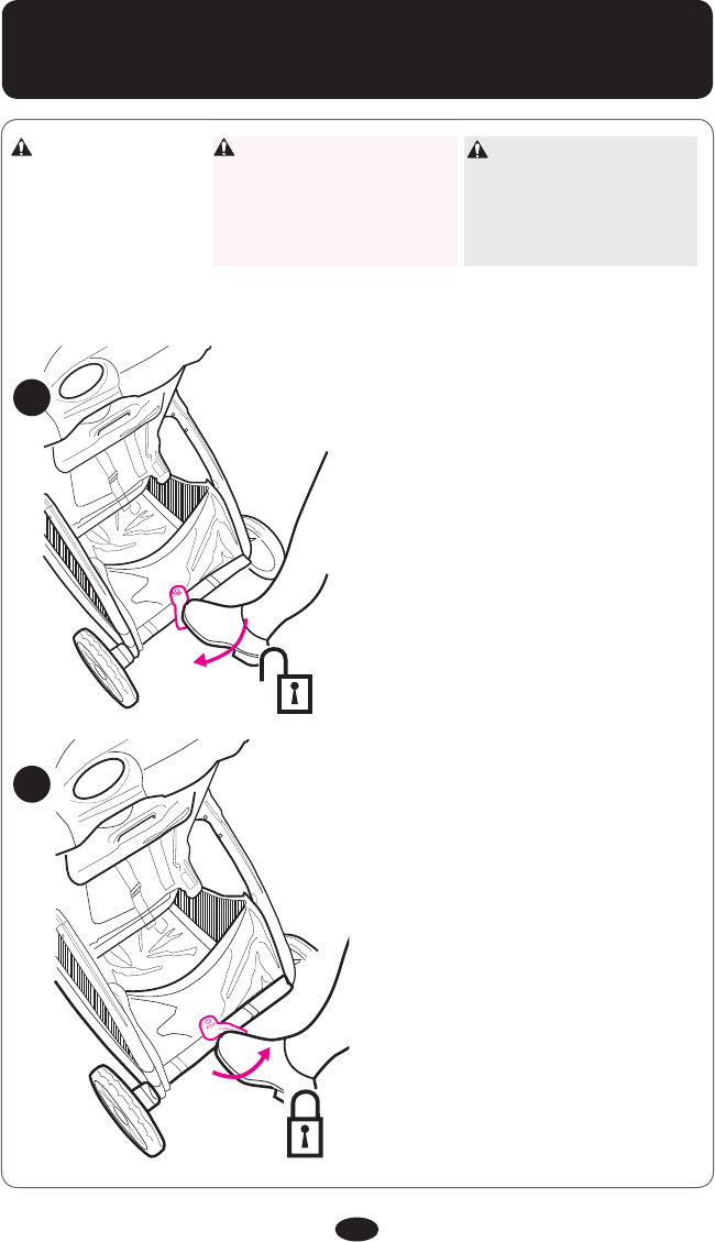 Page 22 of Graco Stroller 1772343 User Guide