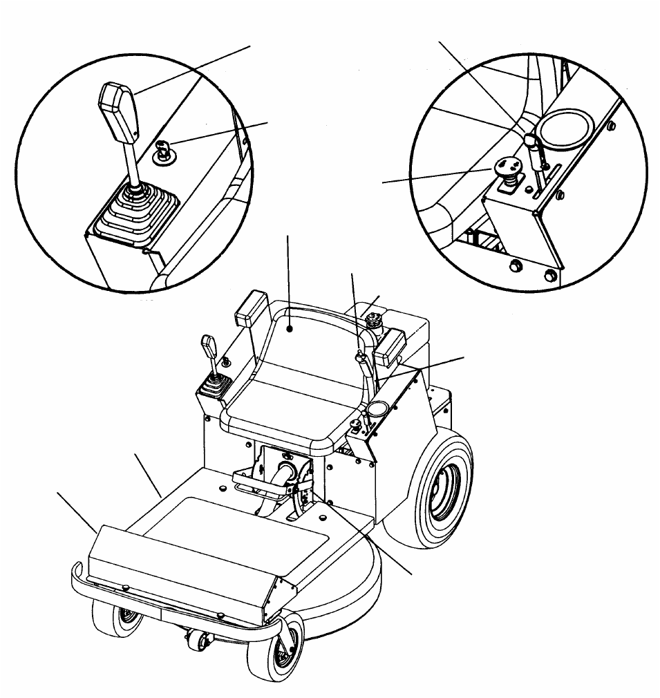 Page 5 of Snapper Lawn Mower YZ13331be, YZ13381BE
