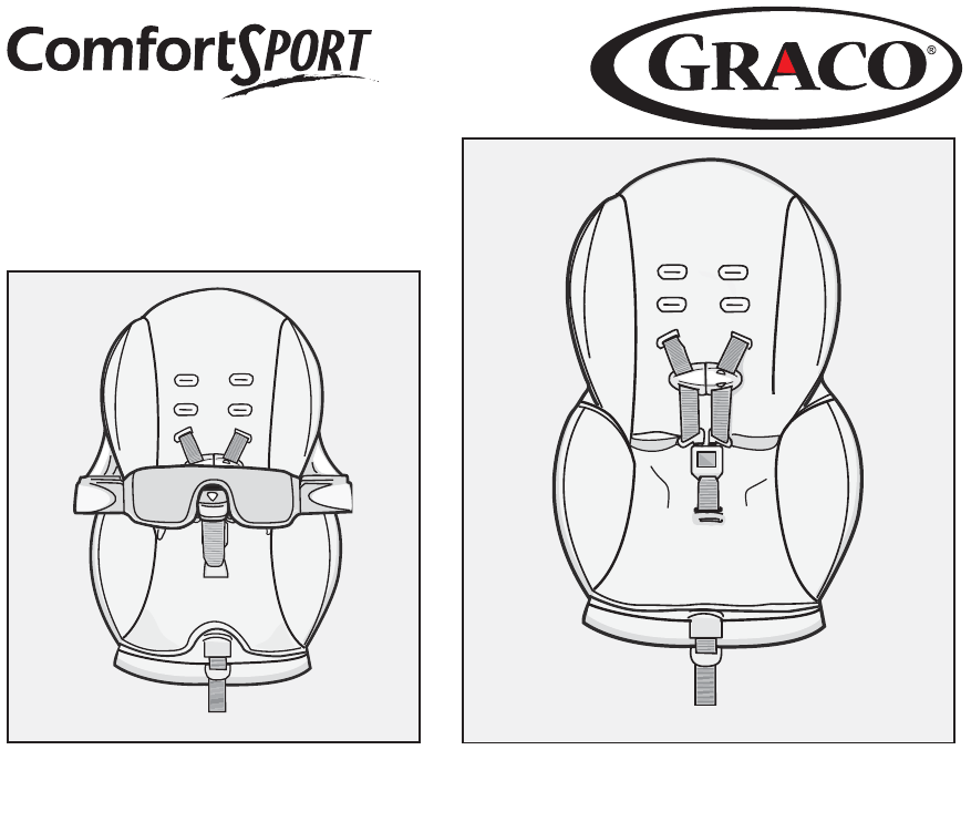 Page 45 of Graco Car Seat 1747504 User Guide
