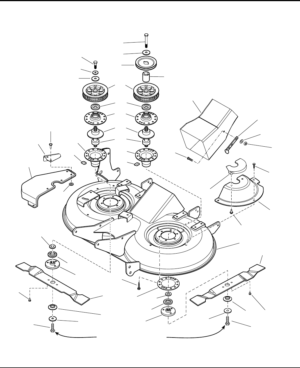 Page 72 of Simplicity Lawn Mower Baron / 2400 User Guide