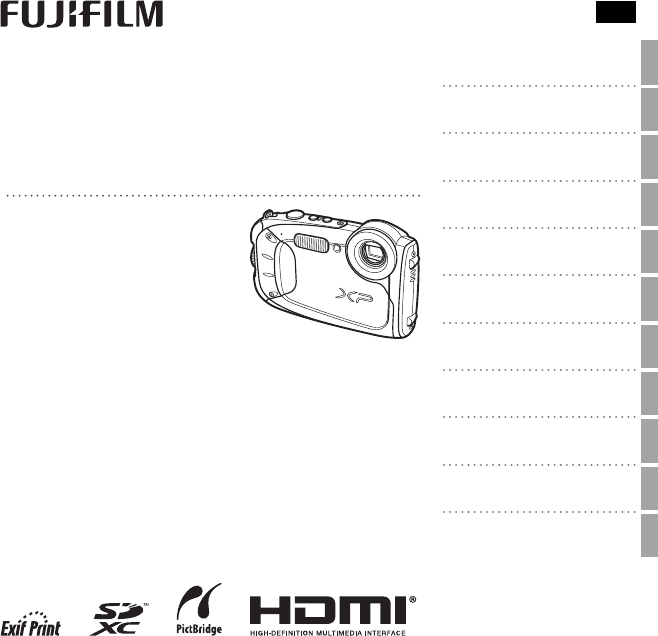 FujiFilm Digital Camera 16318497 User Guide