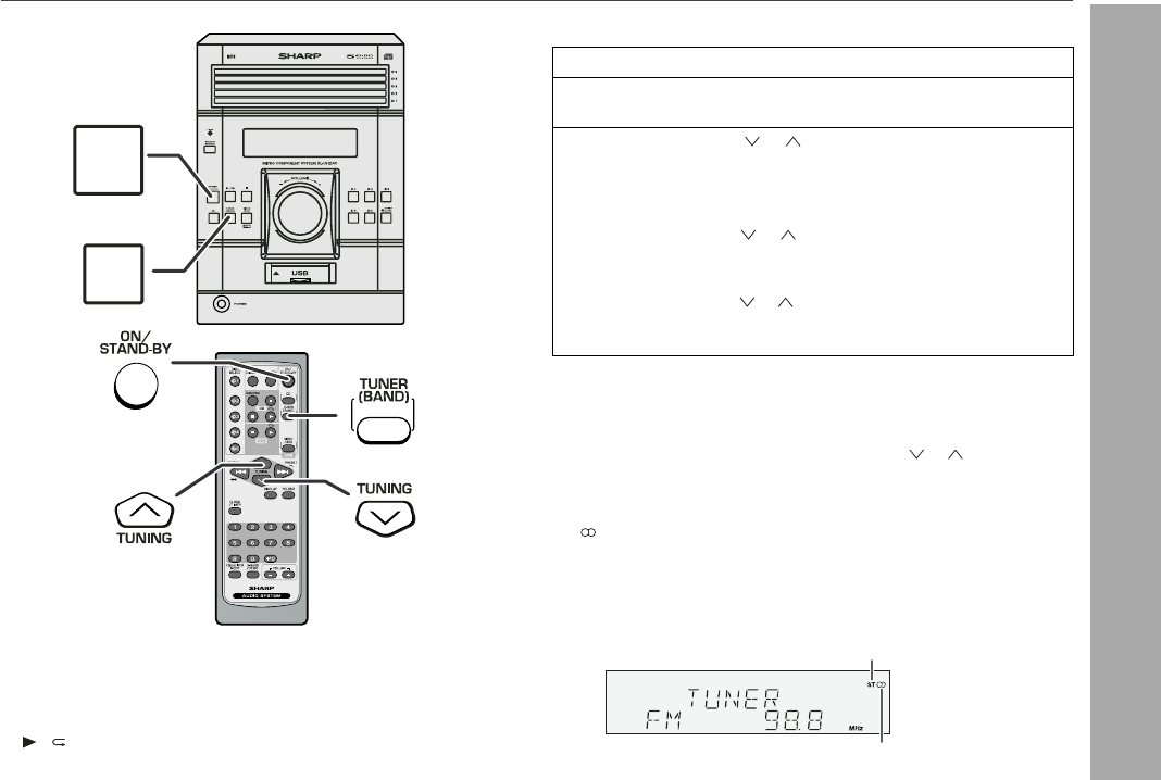 Page 27 of Sharp Stereo System XL-UH240 User Guide