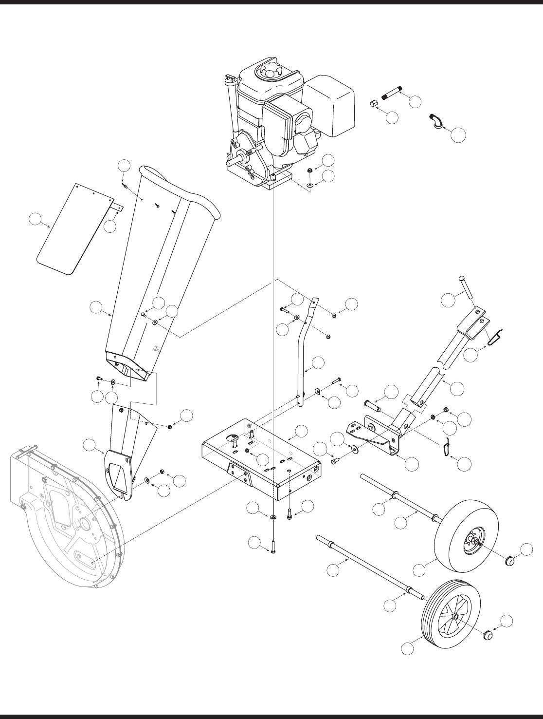 Page 18 of Bolens Chipper 460 Series User Guide