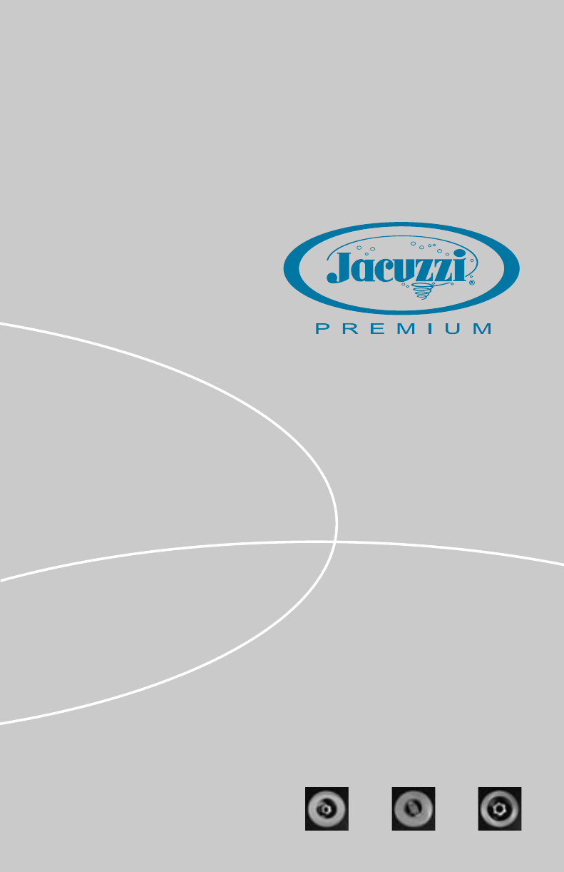 Jacuzzi Swimming Pool Vacuum 2003+ User Guide