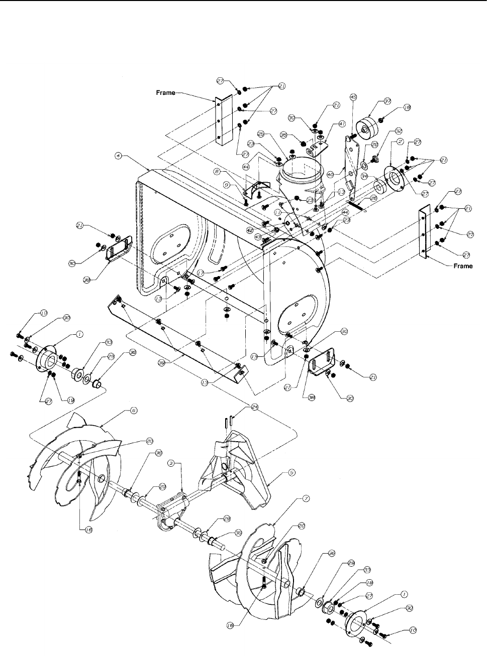 Page 20 of MTD Snow Blower E6A4E User Guide