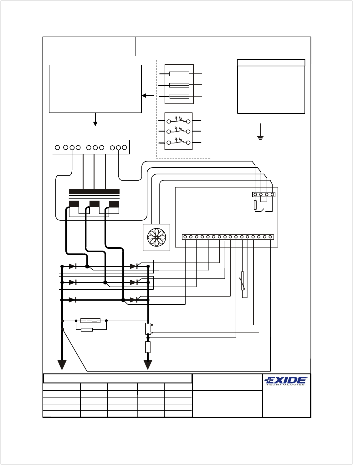 Page 17 of Exide Automobile Battery Charger DEC200 User