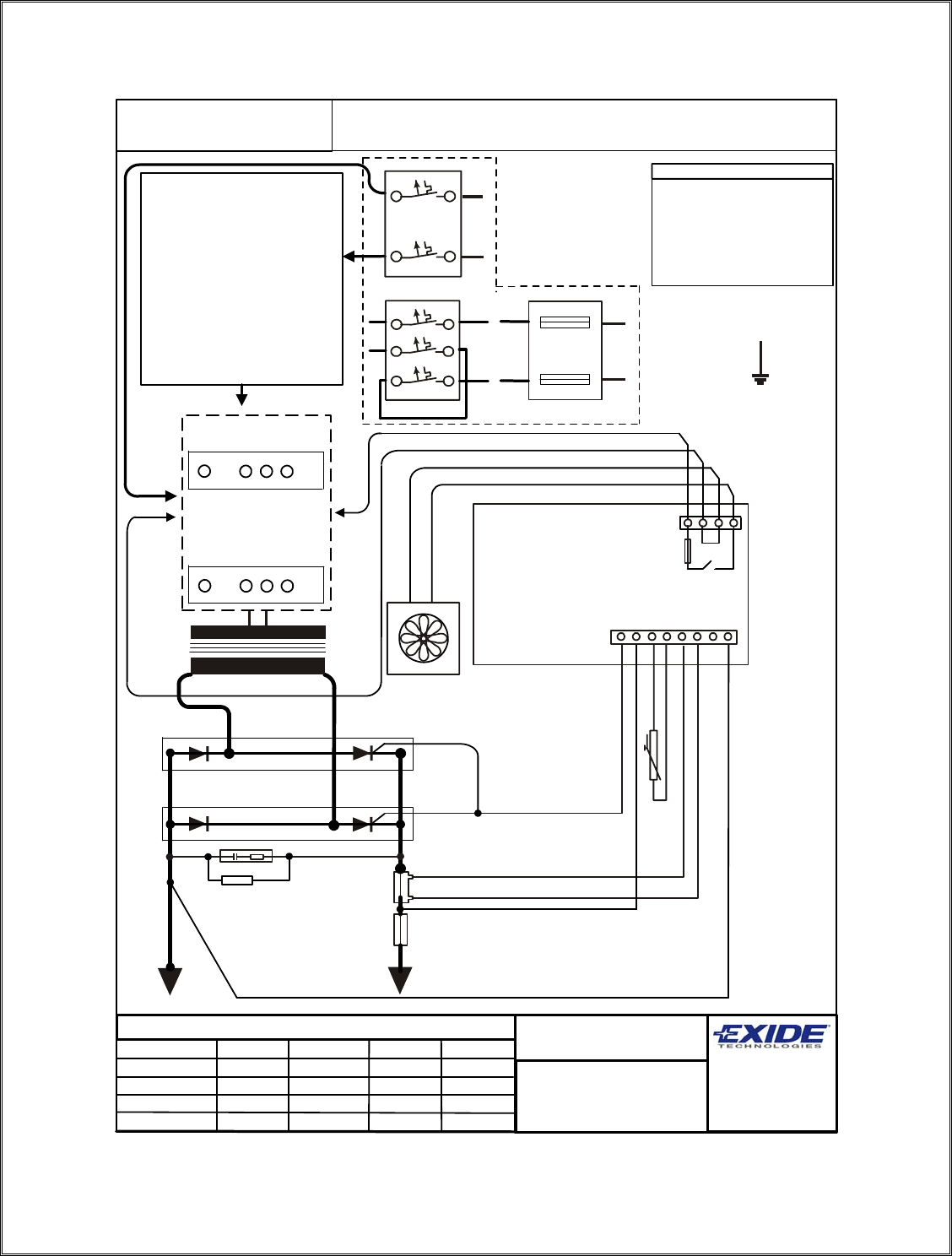 Page 18 of Exide Automobile Battery Charger DEC200 User