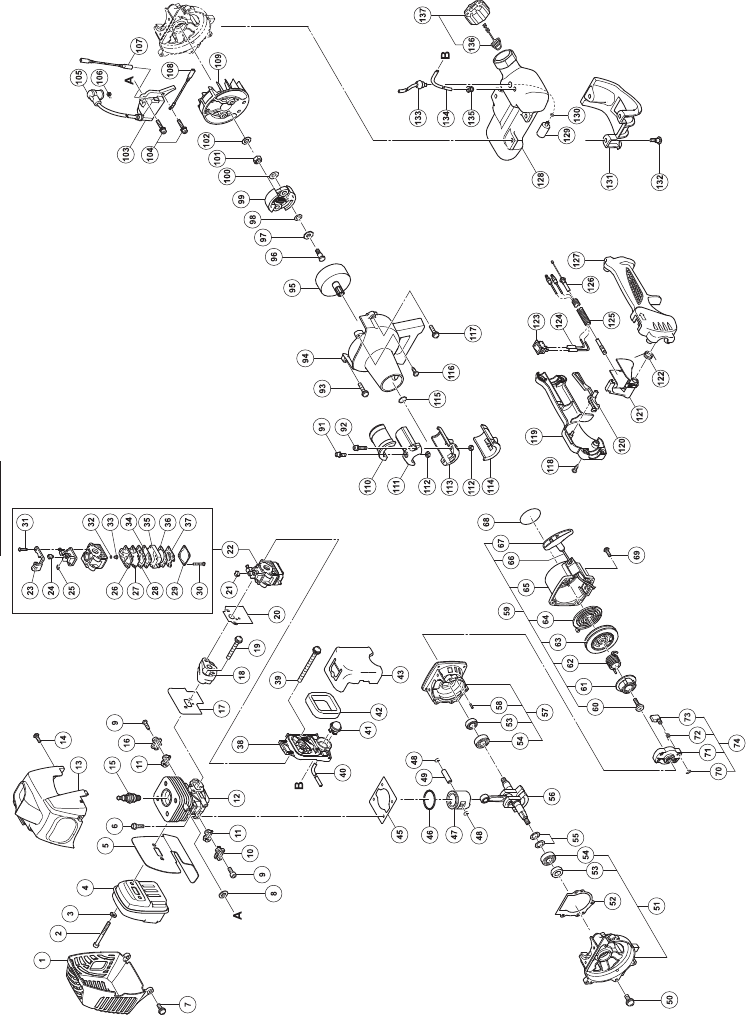 Page 18 of Tanaka Trimmer TCG22EAS (SLP) User Guide