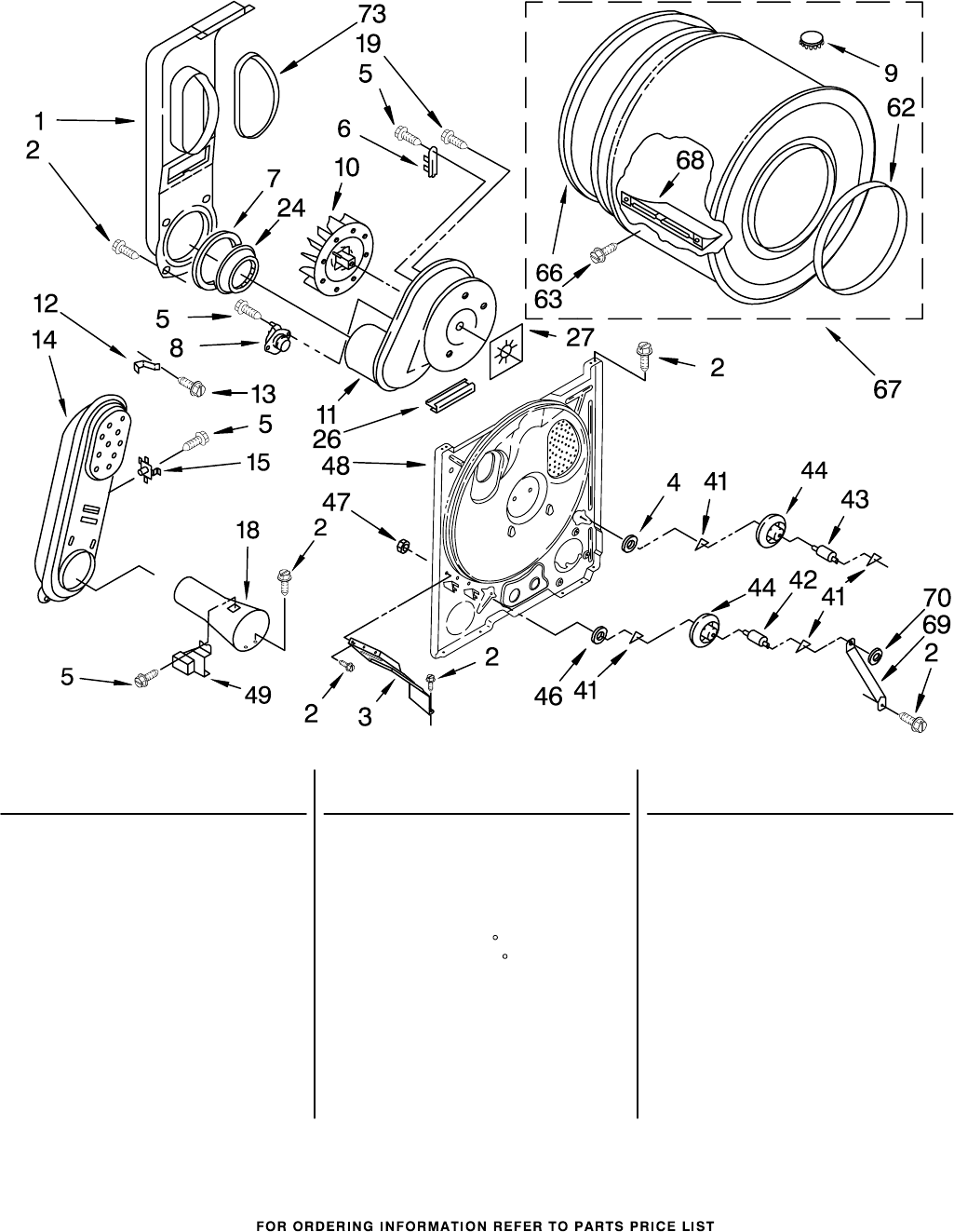 Page 7 of Whirlpool Clothes Dryer LGR4634EQ3 User Guide
