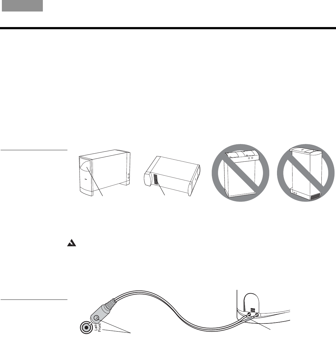 Page 7 of Bose Speaker 10 Series IV User Guide