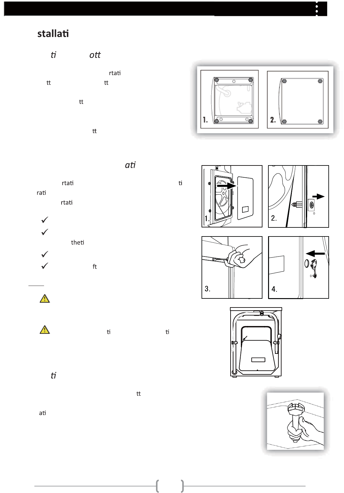 Page 7 of Haier Washer HW70-1279 User Guide