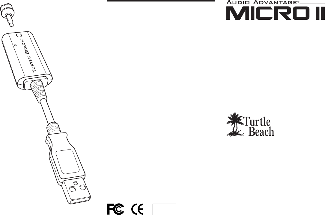 Turtle Beach Network Cables TBS-1150-01 V1 User Guide