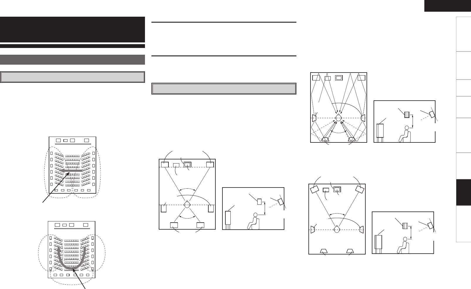 Page 53 of Denon Stereo Receiver AVR-1708 User Guide