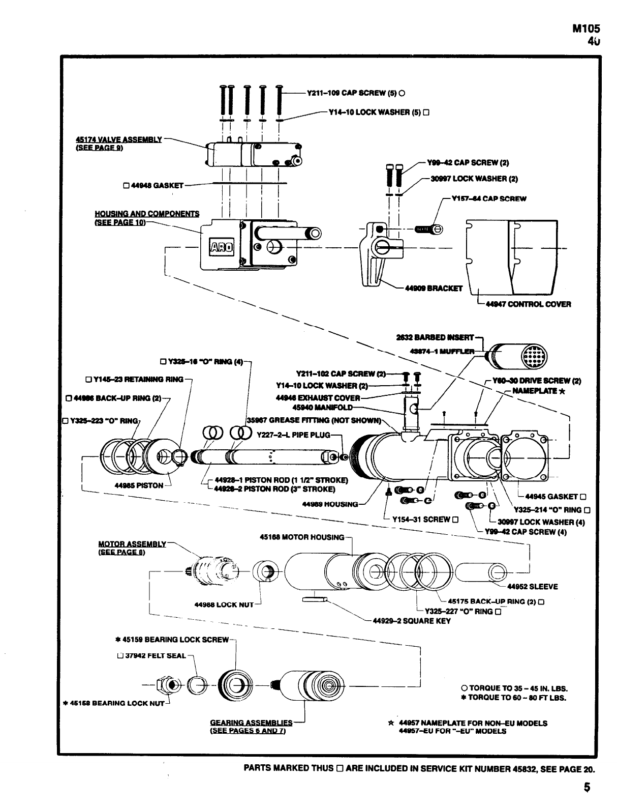 Page 5 of Ingersoll-Rand Cordless Drill 8670-( )-3( ) User