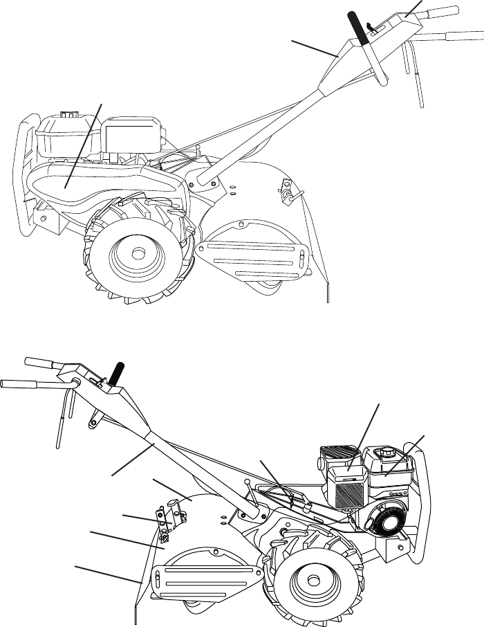 Page 27 of Husqvarna Cultivator DRT900 User Guide