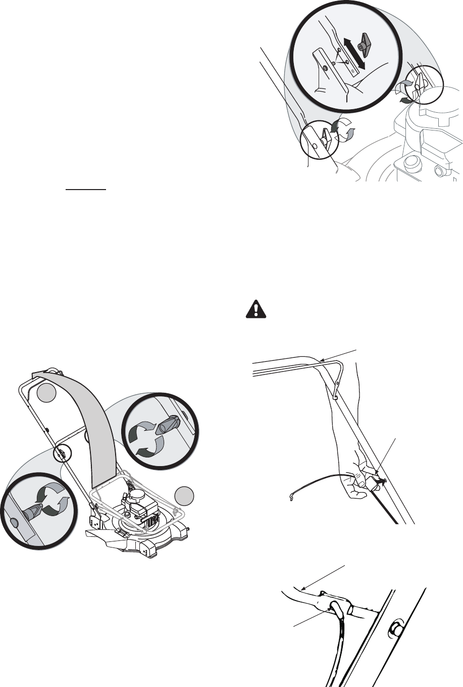 Page 7 of Yard Machines Lawn Mower 070 Series User Guide