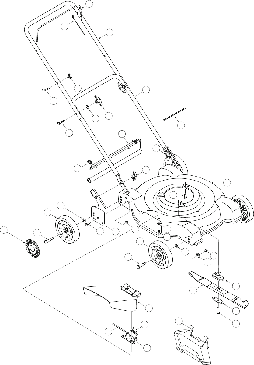 Page 14 of Yard Machines Lawn Mower 070 Series User Guide