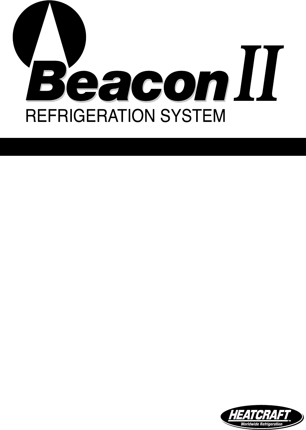 Heatcraft Refrigeration Products Refrigerator H-IM-79D
