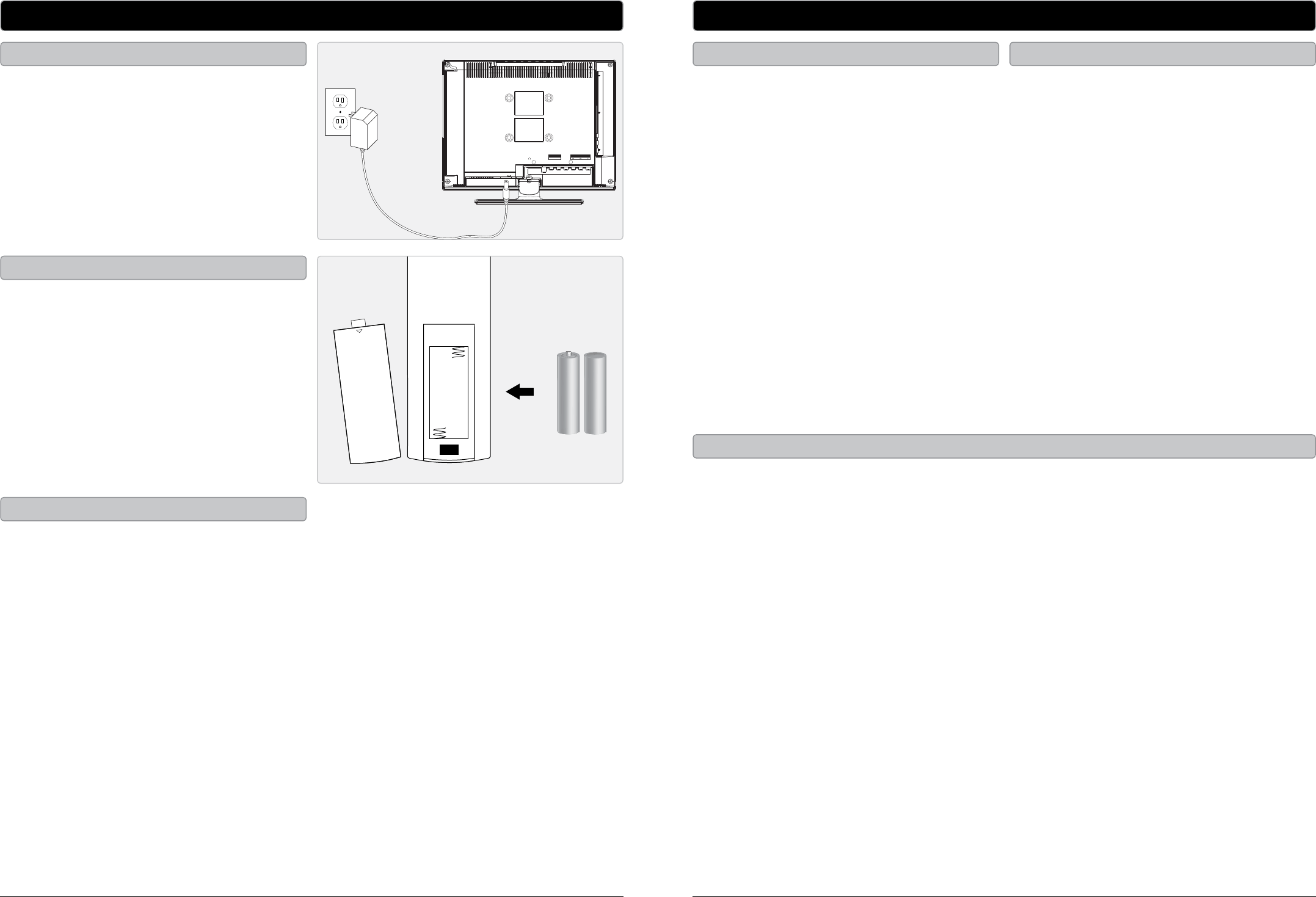 Page 5 of GPX Flat Panel Television TDE1380 User Guide