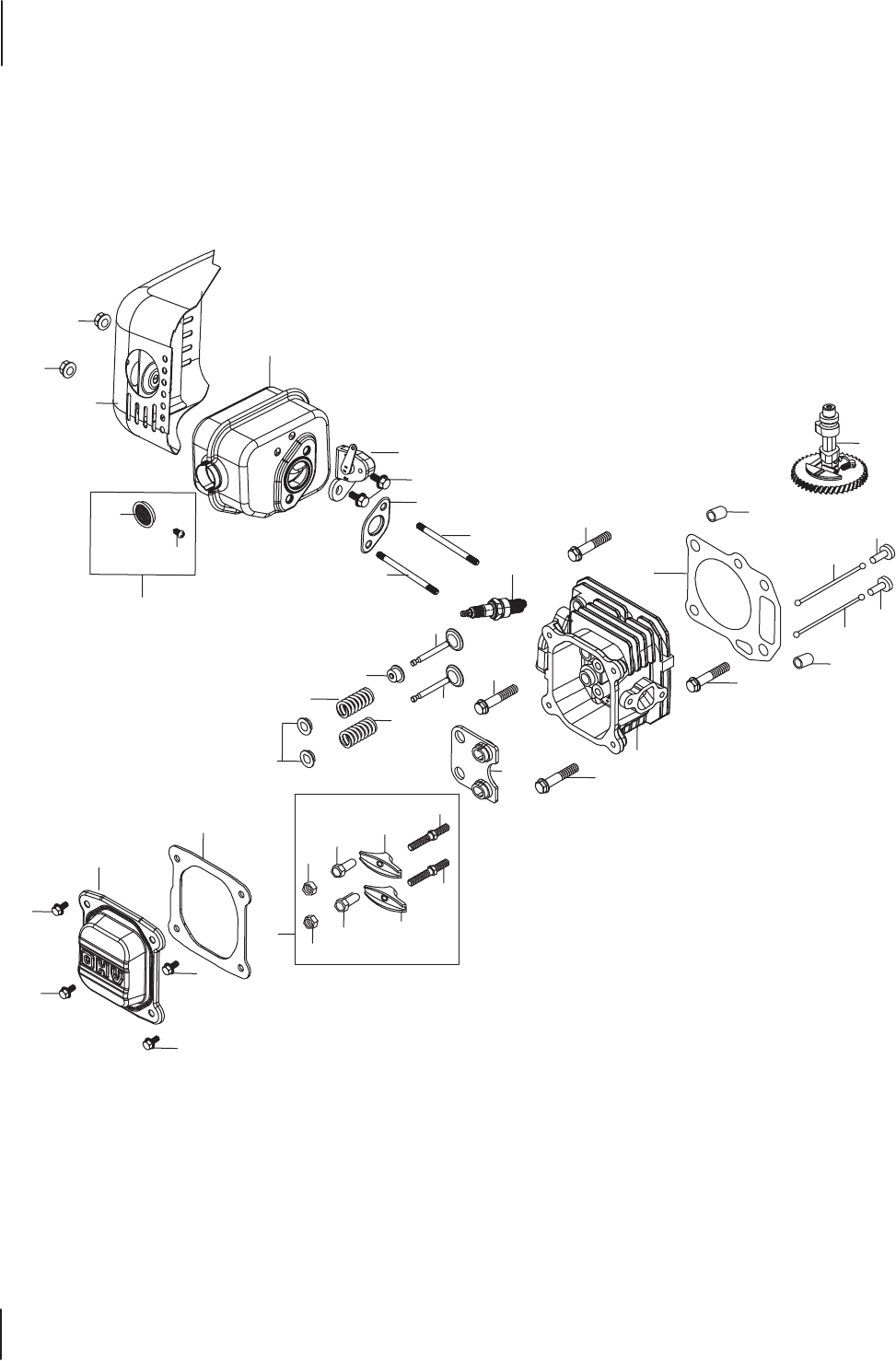 Page 24 of Troy-Bilt Lawn Mower TB200 User Guide