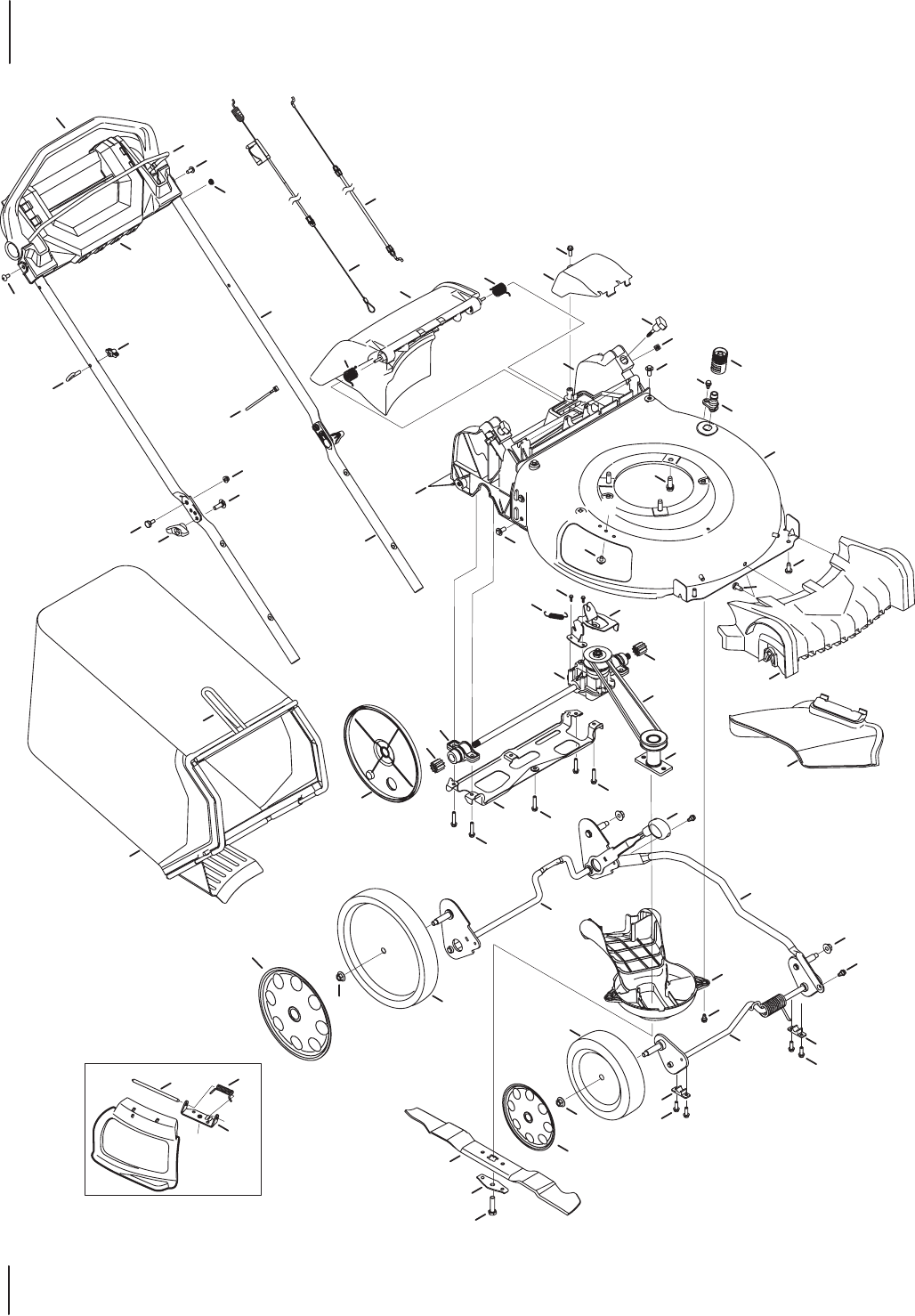 Page 12 of Troy-Bilt Lawn Mower TB360 User Guide