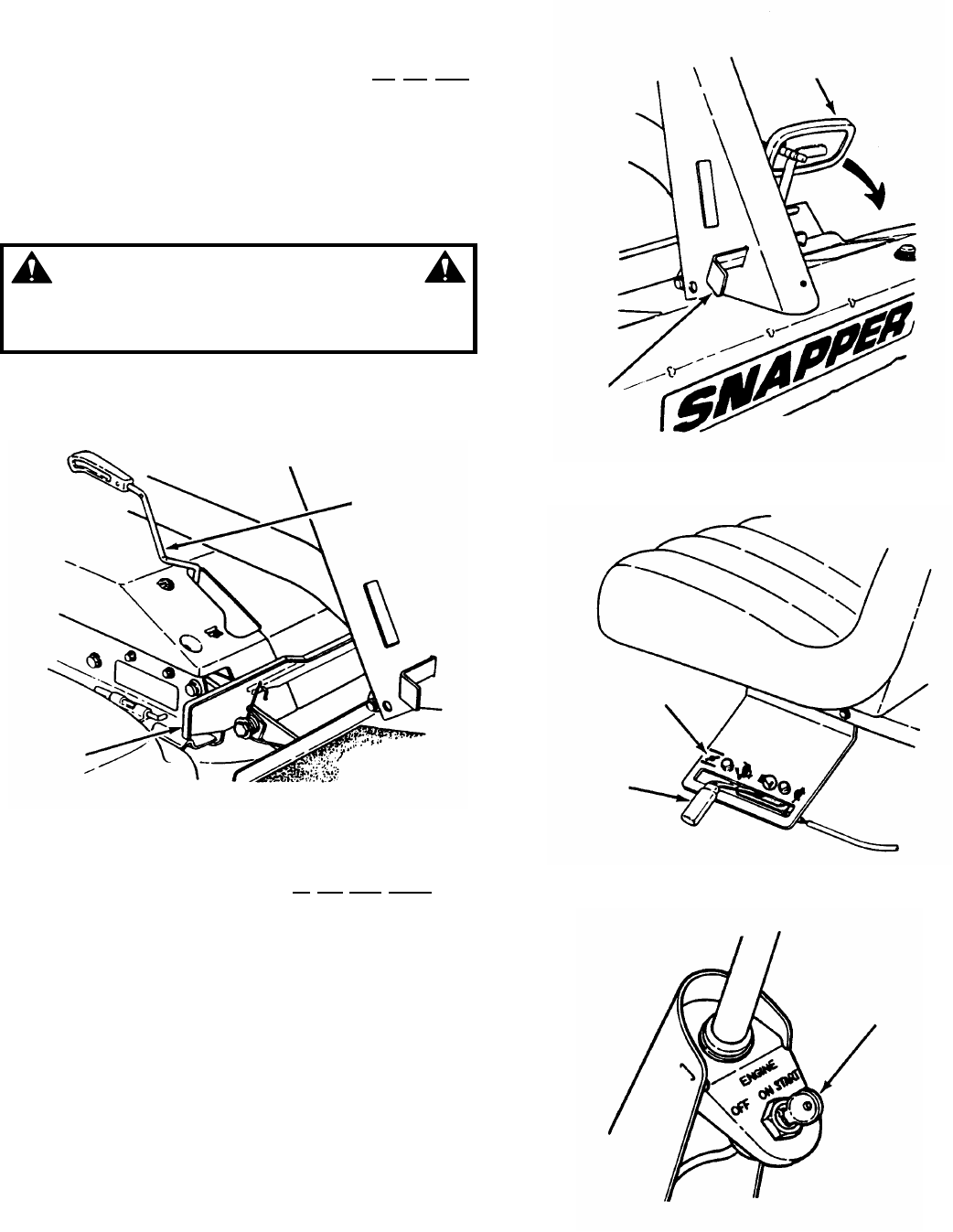 Page 7 of Snapper Lawn Mower M280921B, M250821BE