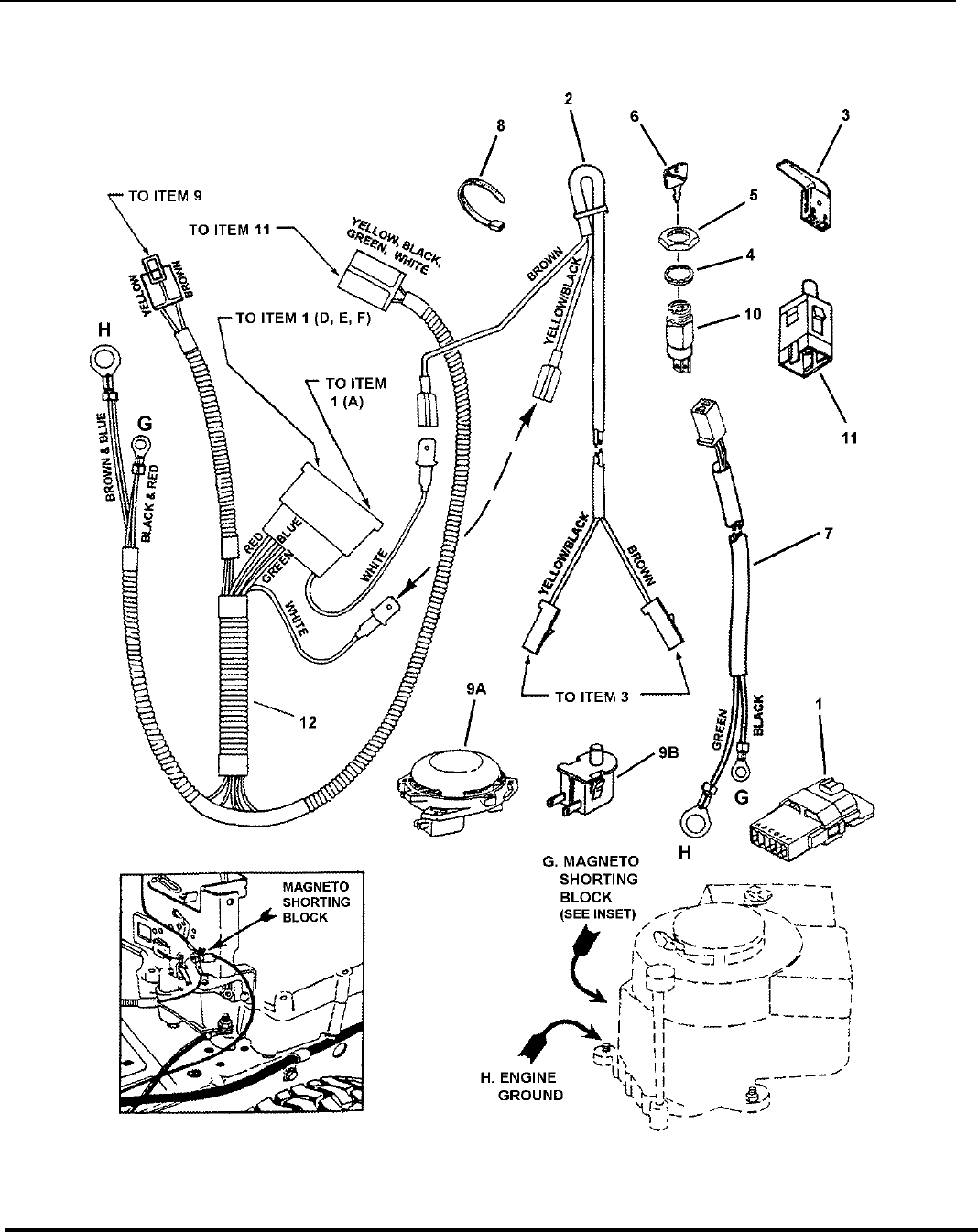 Page 50 of Snapper Lawn Mower 281223BVE (85622) User Guide