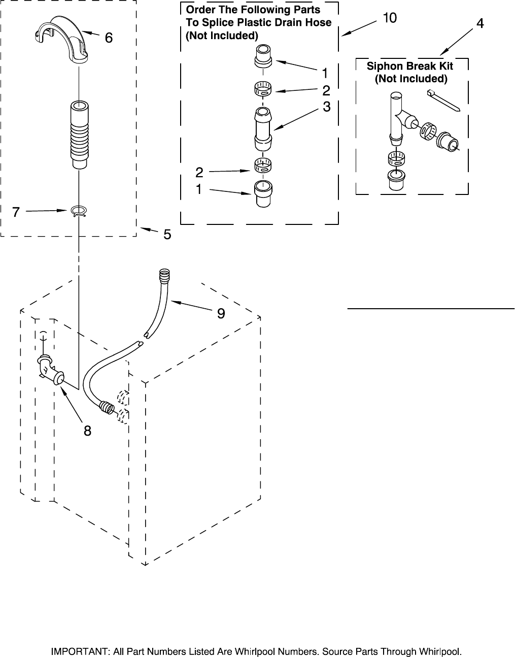 Page 19 of Maytag Washer/Dryer MET3800TW1 User Guide