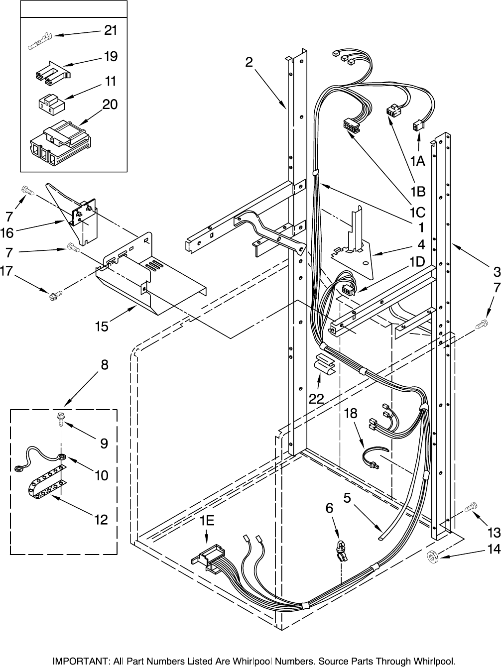Page 7 of Maytag Washer/Dryer MET3800TW1 User Guide