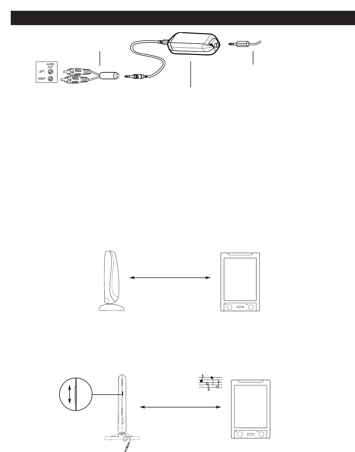 Page 5 of RCA Speaker System WSP150 User Guide