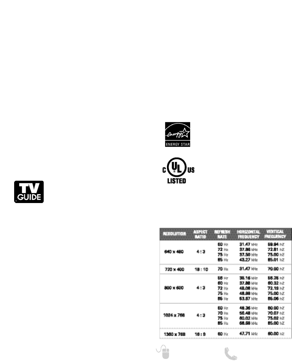 Page 3 of Sanyo Flat Panel Television DP32649 User Guide
