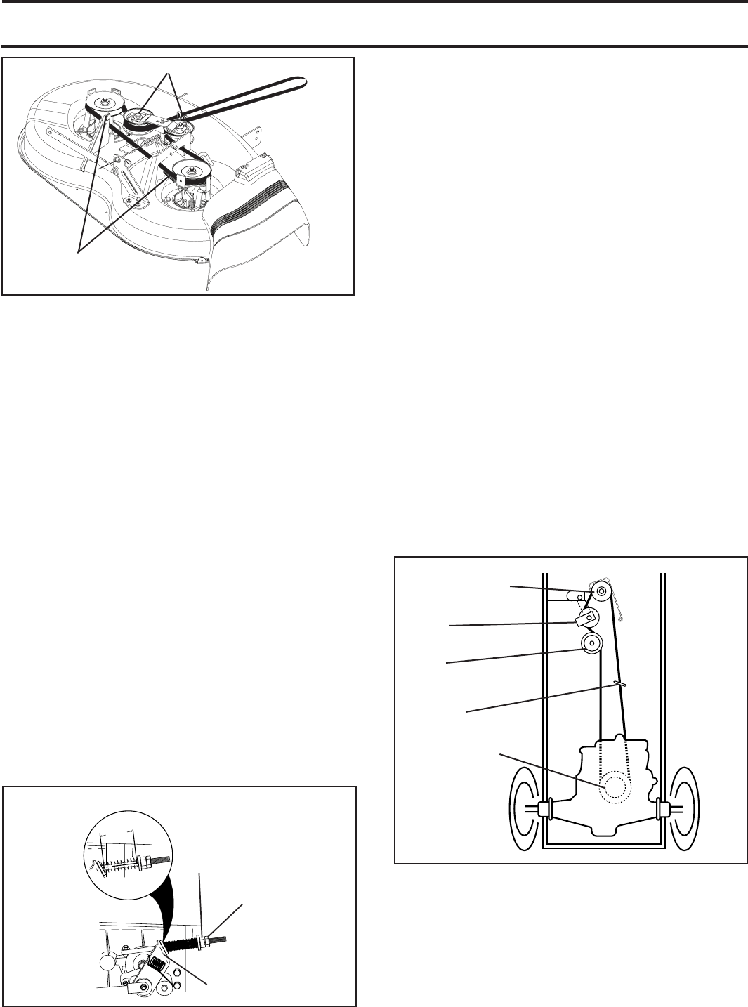 Page 21 of Murray Lawn Mower 96012007200 User Guide