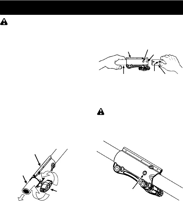 Page 10 of Poulan Trimmer PP338PT User Guide