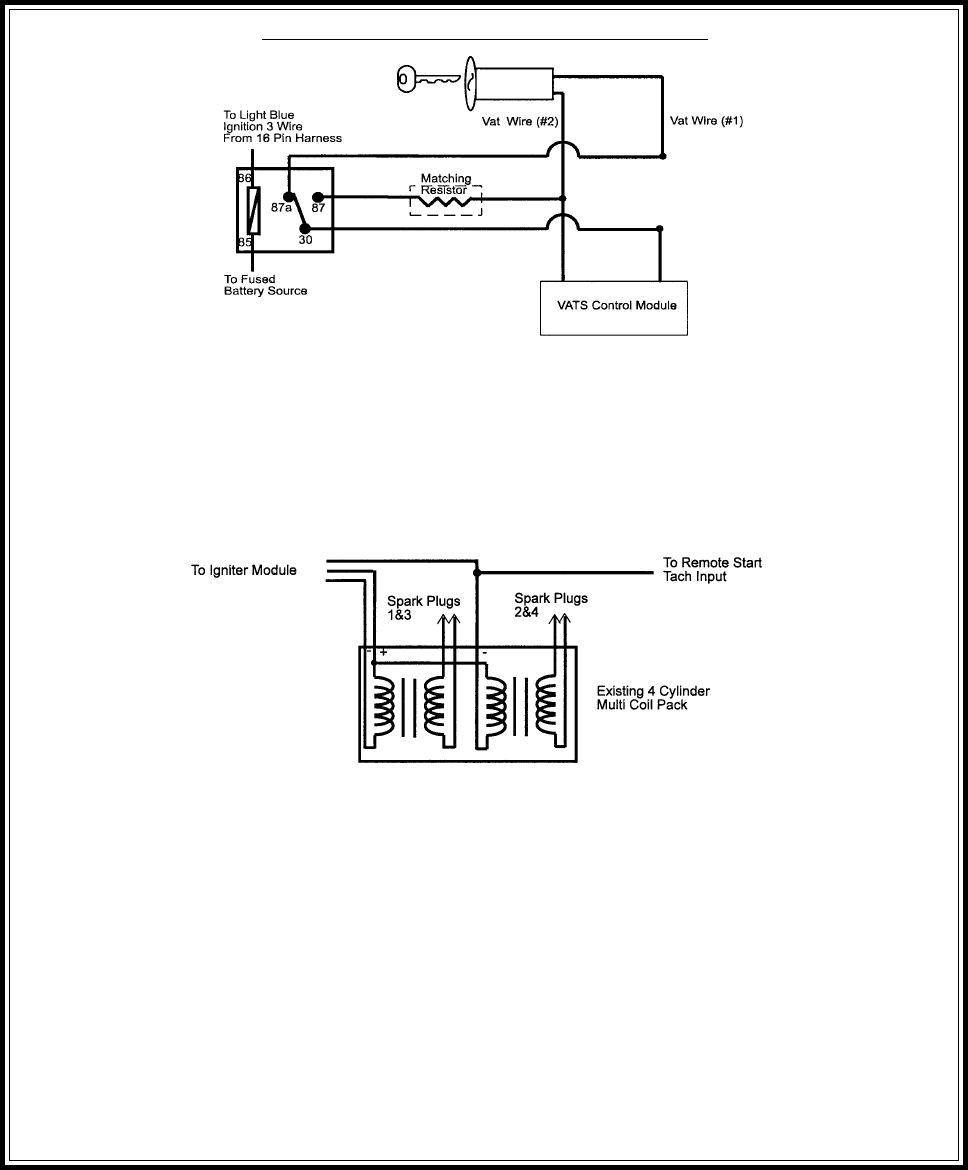 Page 8 of Audiovox Remote Starter APS 685 User Guide
