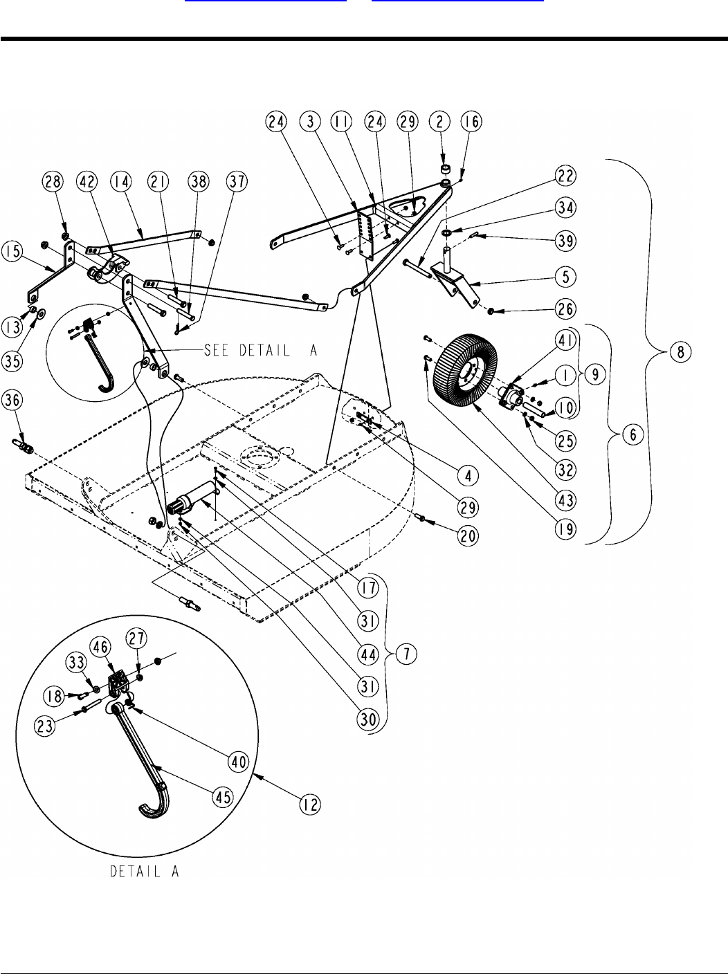 Page 8 of Land Pride Brush Cutter RCR1260 User Guide