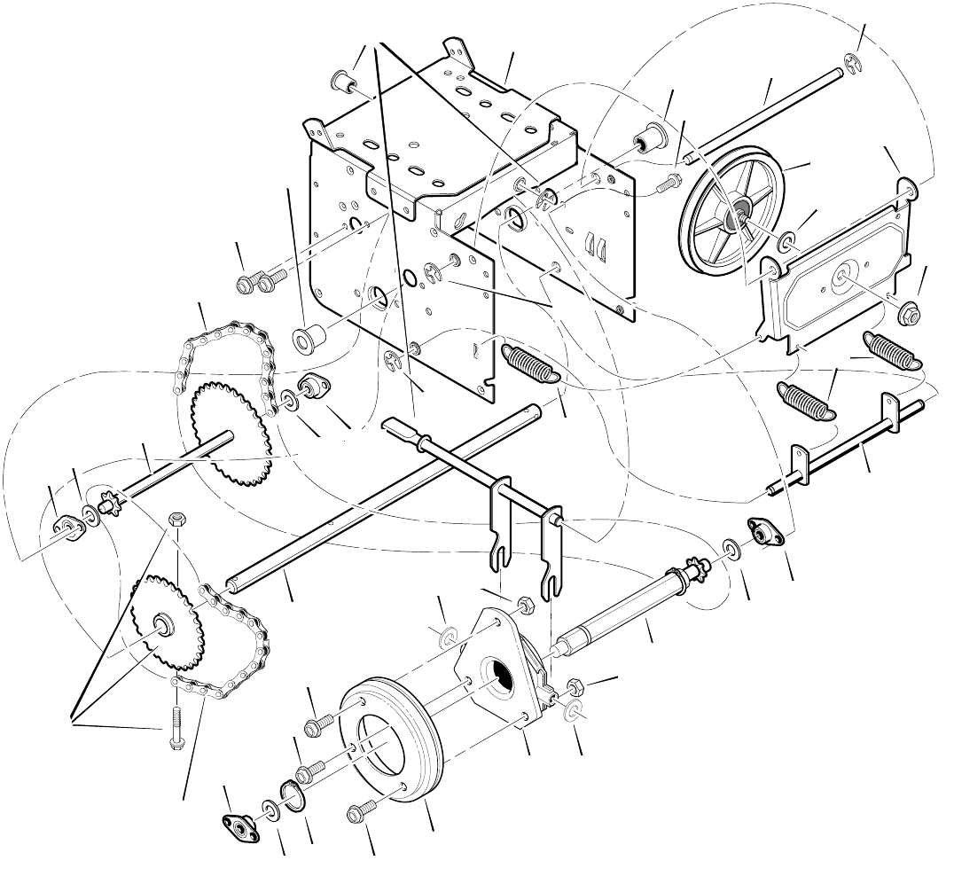 Page 40 of John Deere Snow Blower ST1129 User Guide
