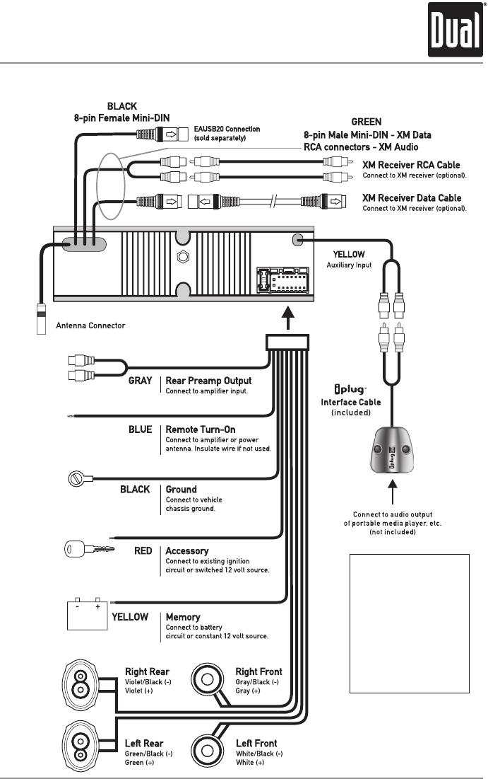 el falcon wiring diagram land cruiser 80 dual radio harness xdvdn9131 ~ elsalvadorla