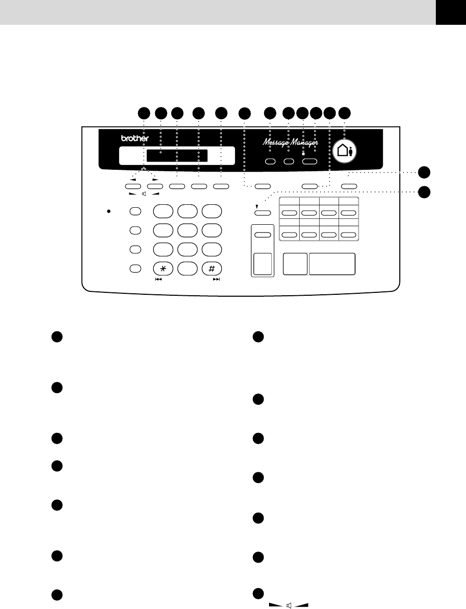 Page 17 of Brother Fax Machine FAX-920 User Guide