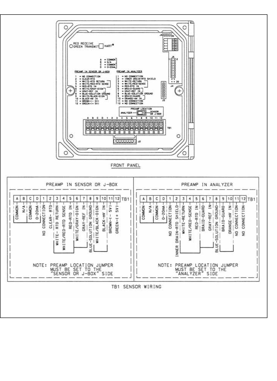 Tc Rtd Wiring Diagram PT100 Temperature Sensor Circuit