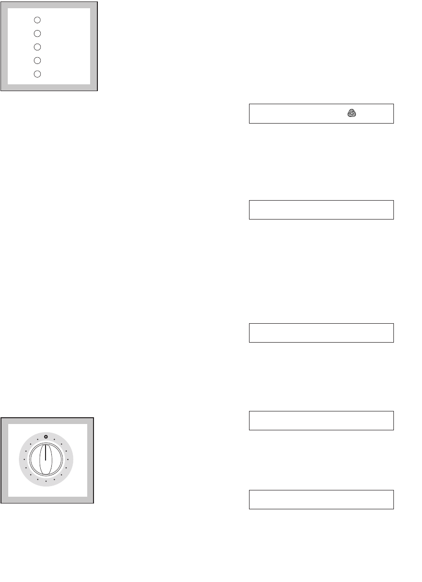 Page 7 of Tricity Bendix Washer/Dryer AW 1001 W User Guide
