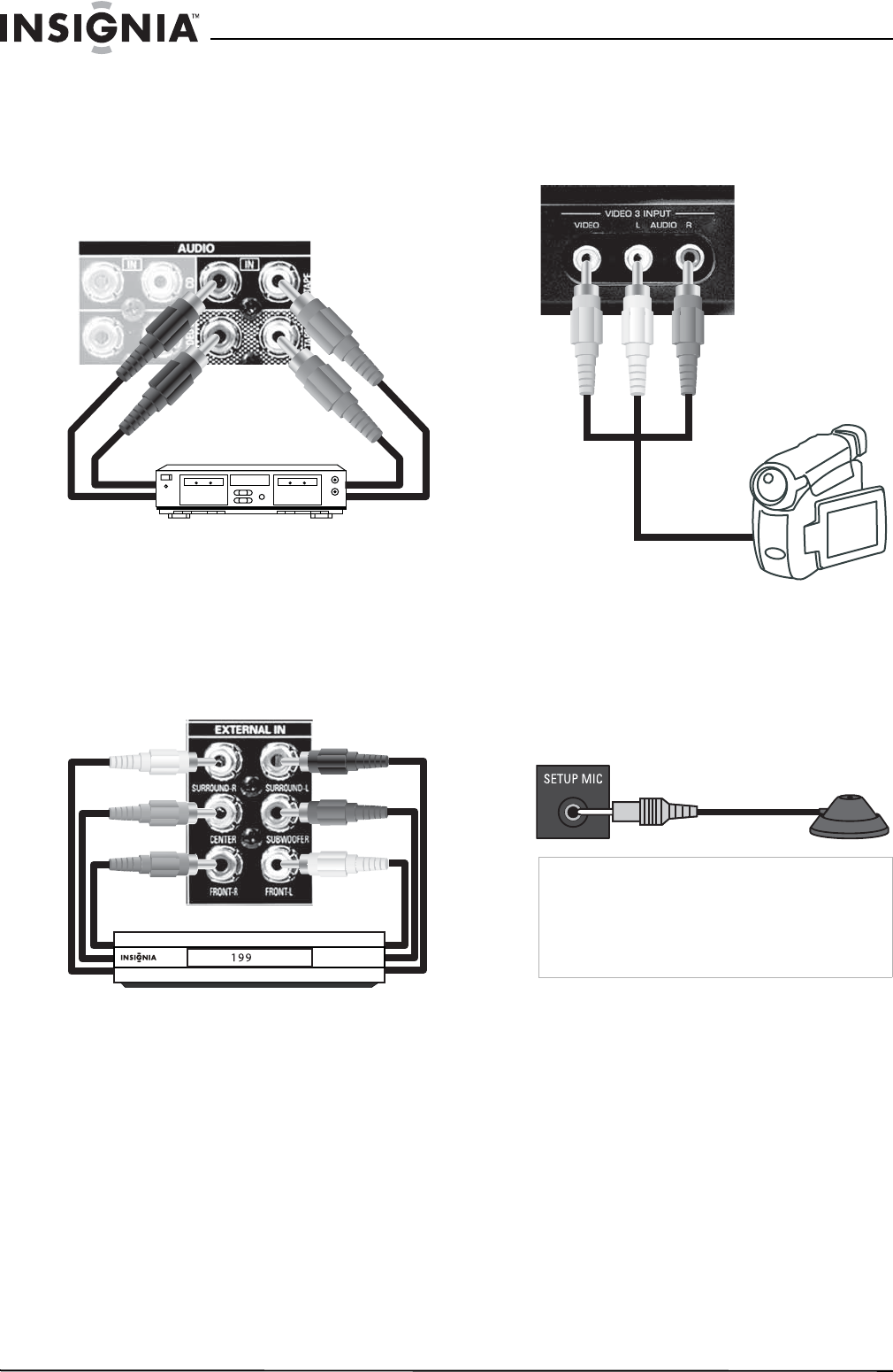 Page 16 of Insignia Stereo System NS-R5101 User Guide