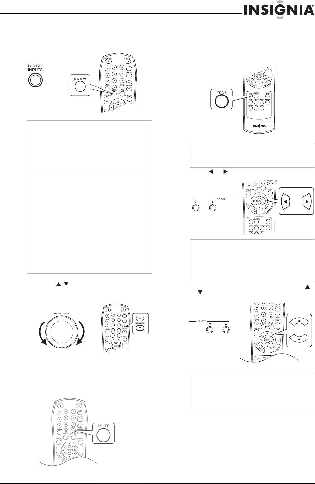 Page 25 of Insignia Stereo System NS-R5101 User Guide