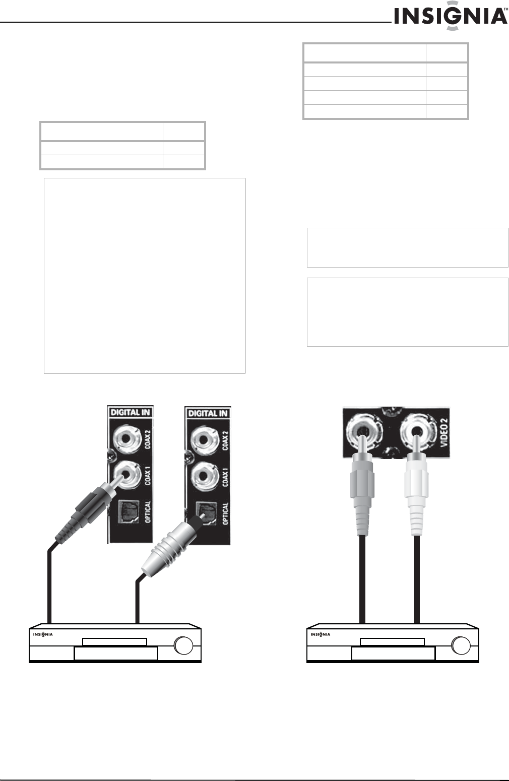 Page 11 of Insignia Stereo System NS-R5101 User Guide