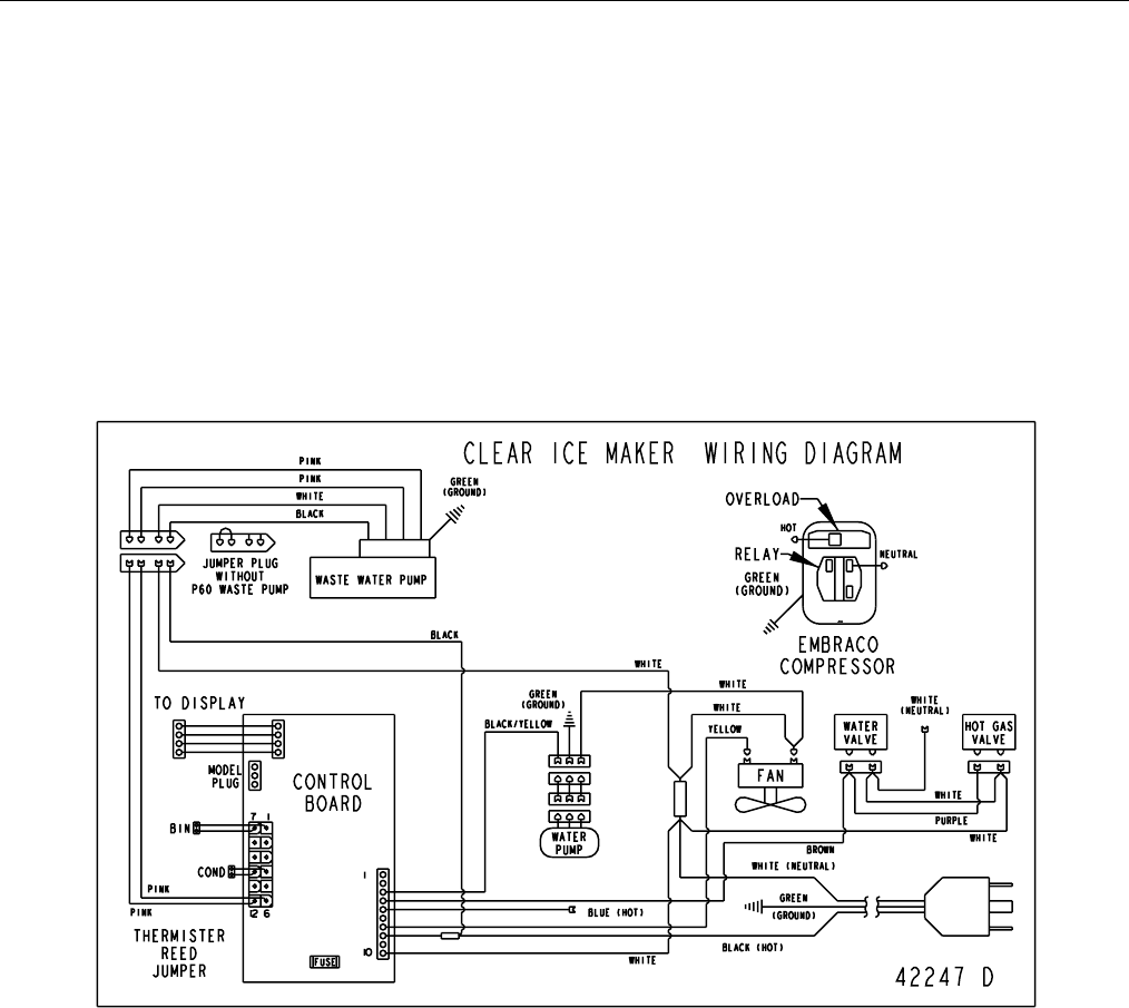 Ice Maker Wiring Harness Diagram Collection