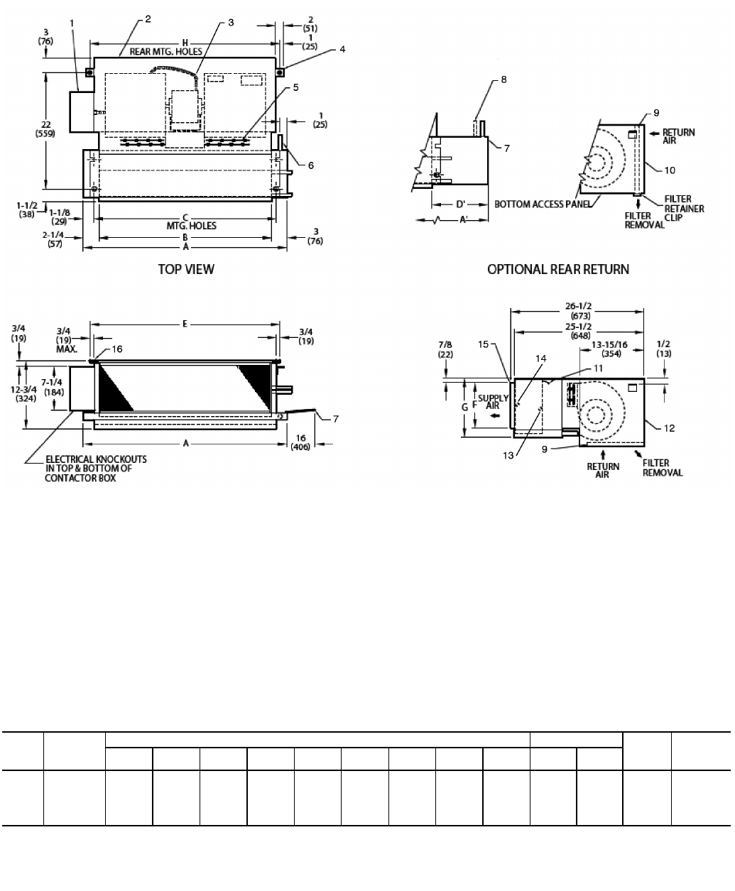 Page 9 of Carrier Air Conditioner 42S User Guide