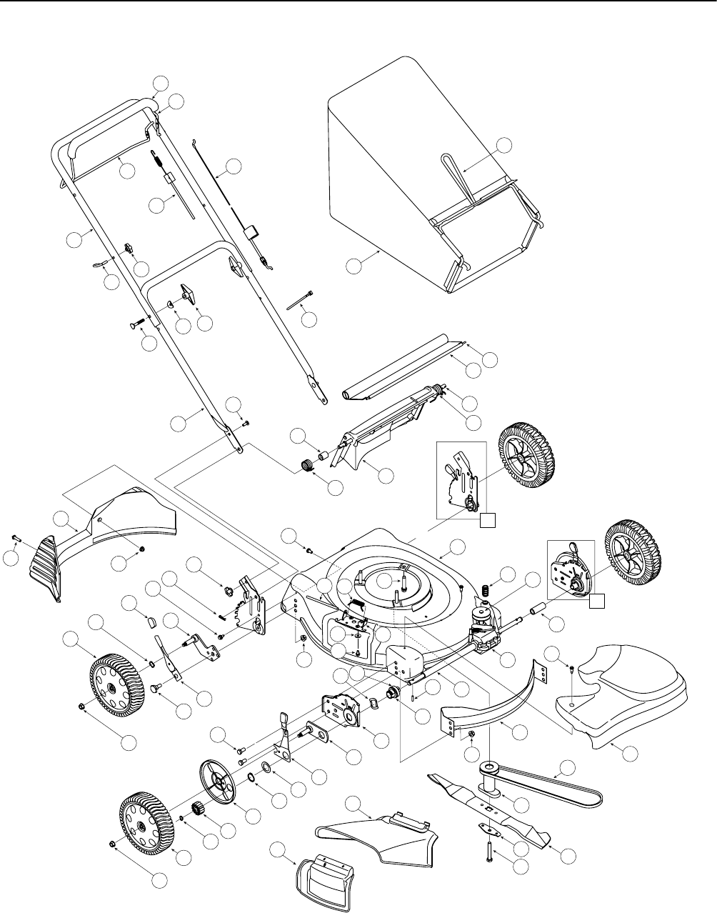 Page 16 of Troy-Bilt Lawn Mower 469 User Guide